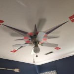 Ceiling Compass vinyl graphic_Knoxville, TN