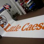 Little Caesar banner_Knoxville, TN