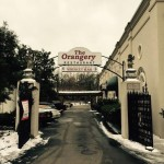 The Orangery channel letter signage_Knoxville, TN