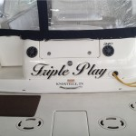 Triple Play boat name_Knoxville, TN