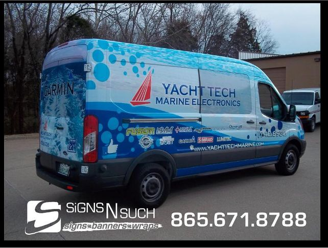 Vehicle Wraps Samples Signs N Such