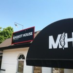the Market House outdoor signage_Knoxville, TN